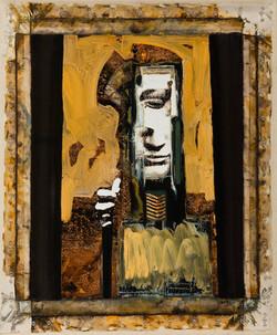 "The Refusal of Charon, 2008,22""x 30"""