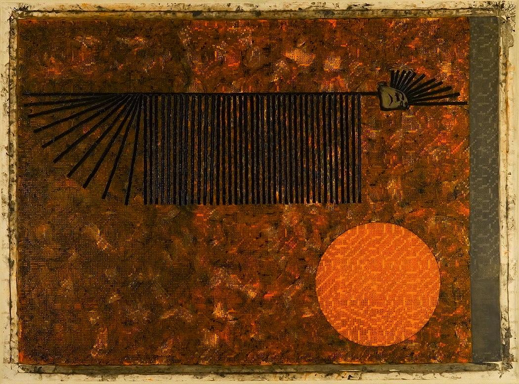 """Icarus, 2004, 52""""x 68"""""""