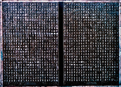 """Laurel Gate 52""""x 68"""" 2003"""