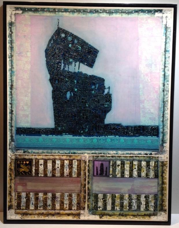 "Untitled 48""x 68"", 2018"