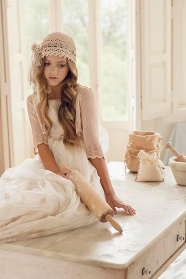 Modelo Grace de Hortensia Maeso