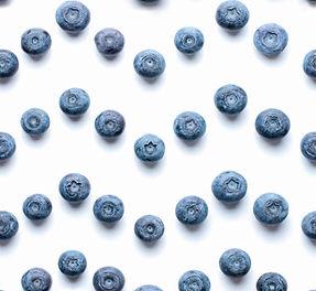 Beautiful trendy seamless pattern bluebe