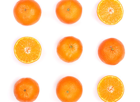 Our Spanish Clementines Calender