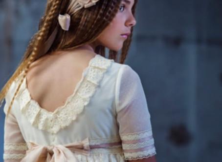 Como siempre seleccionamos los vestidos de comunión mas bonitos y te los ofrecemos a los mejores pre