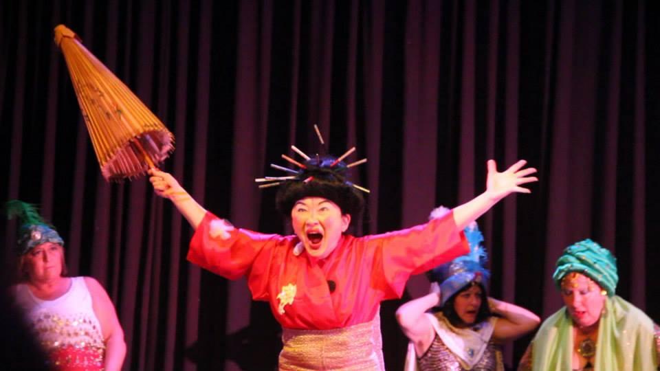 La princesa Sukimuki