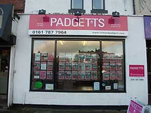 Padgetts Estate Agents in Monton