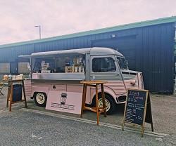 The Coffee Collective Van @ Dukes Drive, Monton