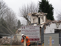 Going, Going, Gone - Monton House Hotel