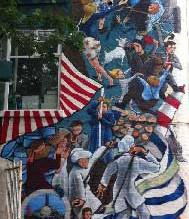 Eccles Mural
