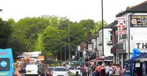 Monton High Street -   Businesses now open
