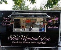The Monton Van by the canal