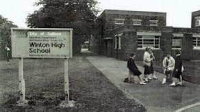 History of Winton High School