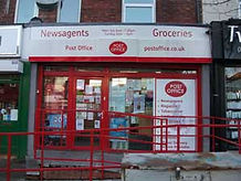 Monton Post Office / Newsagents in Monton