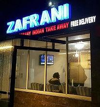 Zafrani Takeaway in Monton