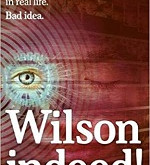 Read a book in Lockdown - Wilson Indeed!