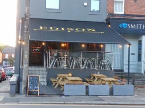 Planning Application - Beer garden back of 261 Monton Road (new restaurant)