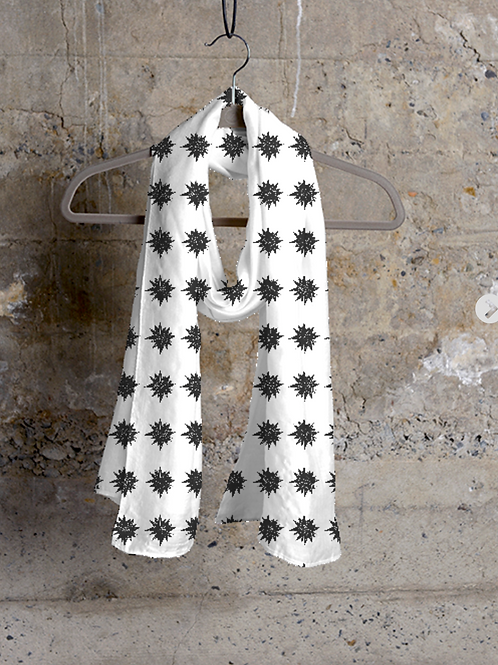 Geo #3 Cashmere Silk