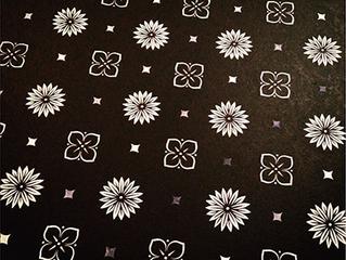 'Indigo Blossom' - indigo pattern design
