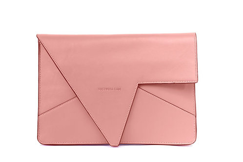 Lovinni leather bag Blush