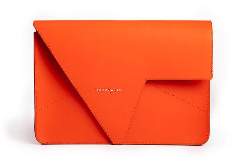 Lovinni Leather Bag Orange