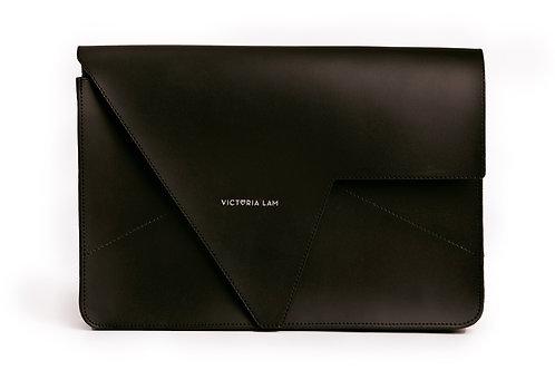 Lovinni Leather Bag Black