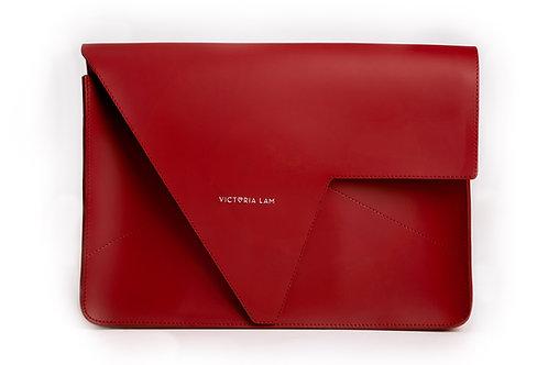 Lovinni Leather Bag Red