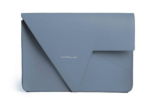 Lovinni Leather Bag Light Blue