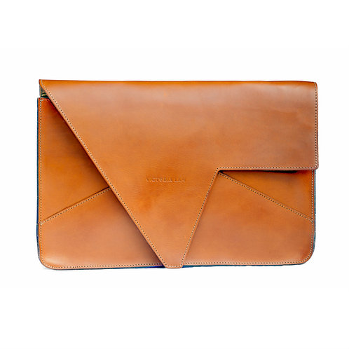 Lovinni Leather Bag Tan