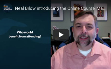 """Online Educational Series: """"Managing Video Assets from Production to Distribution"""""""