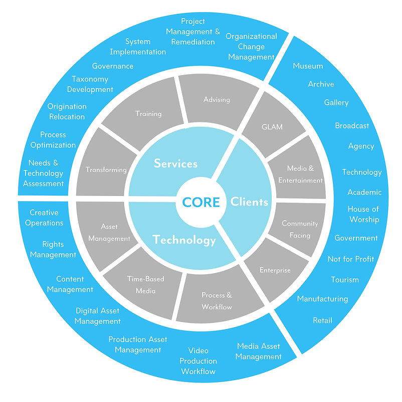 Chromata Solutions Core Competencies