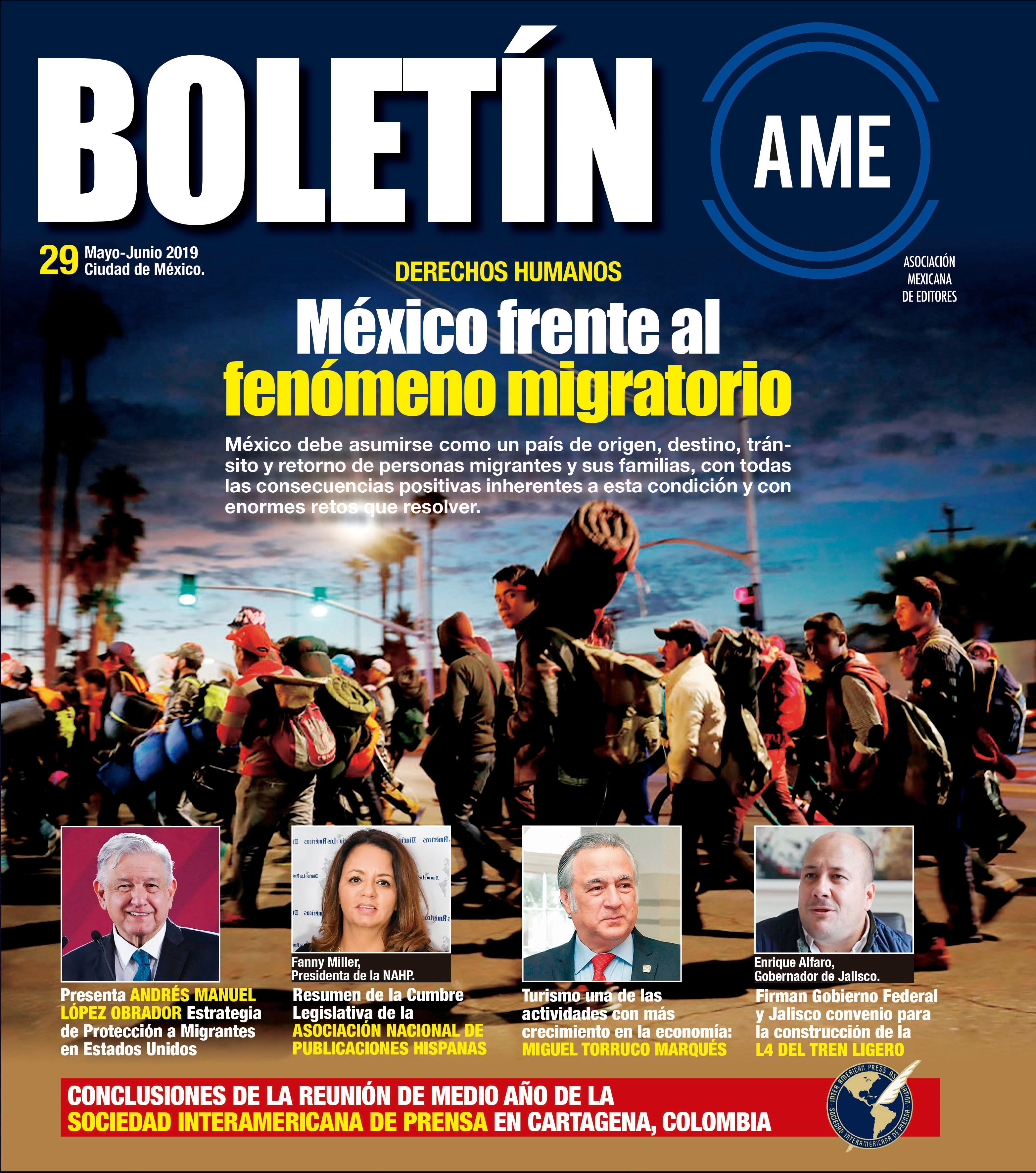 BOLETÍN ASOCIACIÓN MEXICANA DE EDITORES