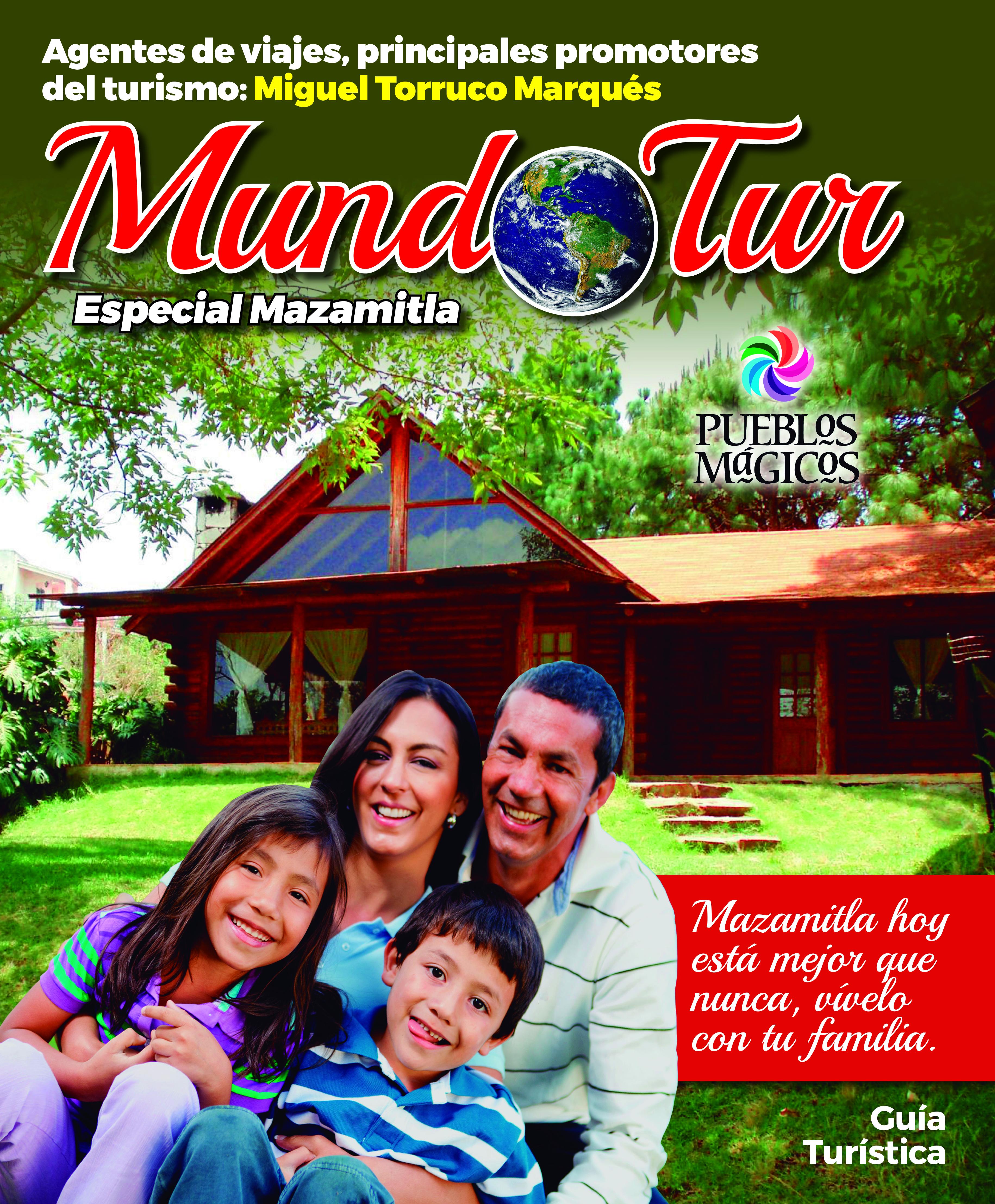 SUPLEMENTO ESPECIAL MUNDOTUR MAZAMITLA