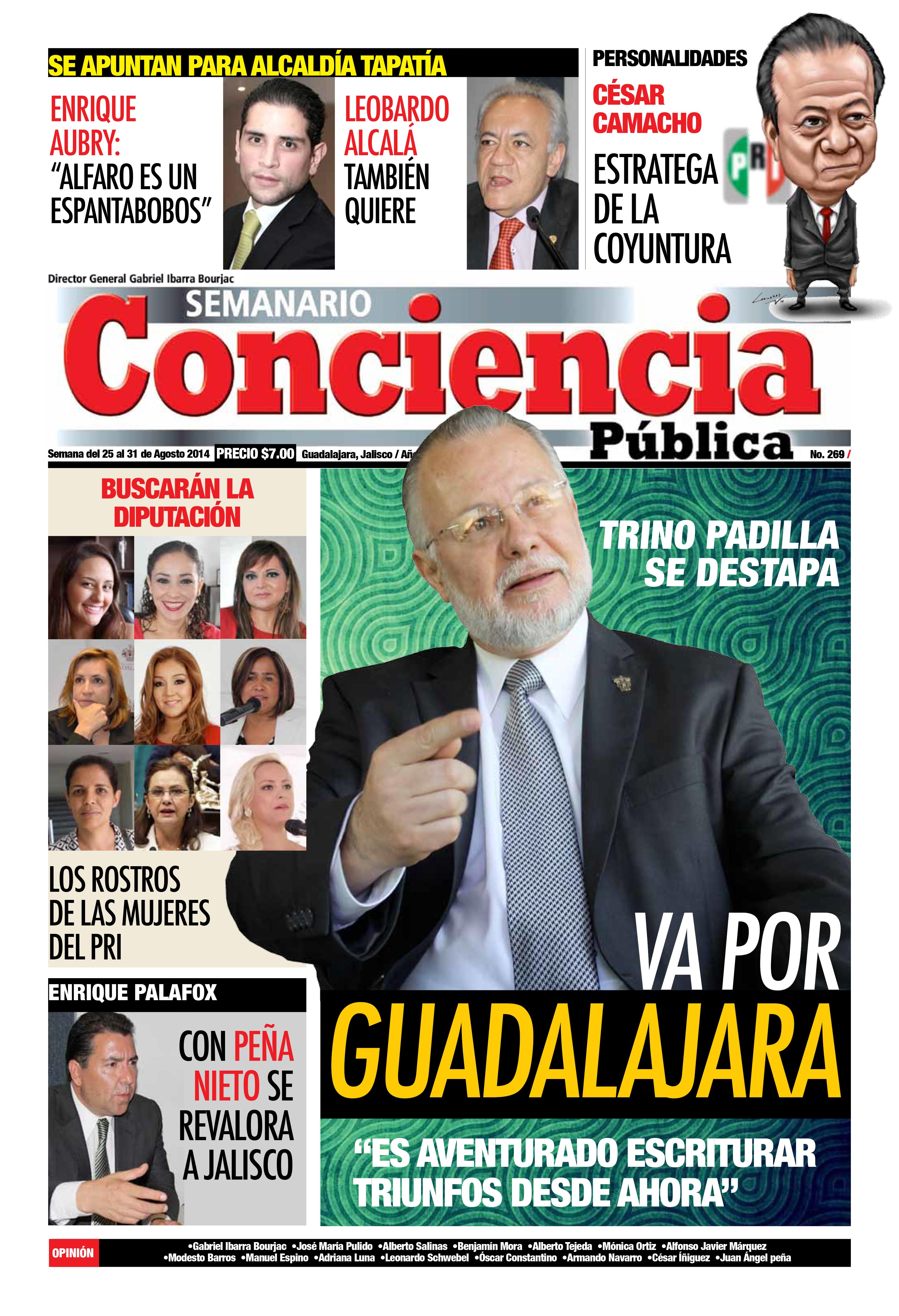 SEMANARIO CONCIENCIA PUBLICA