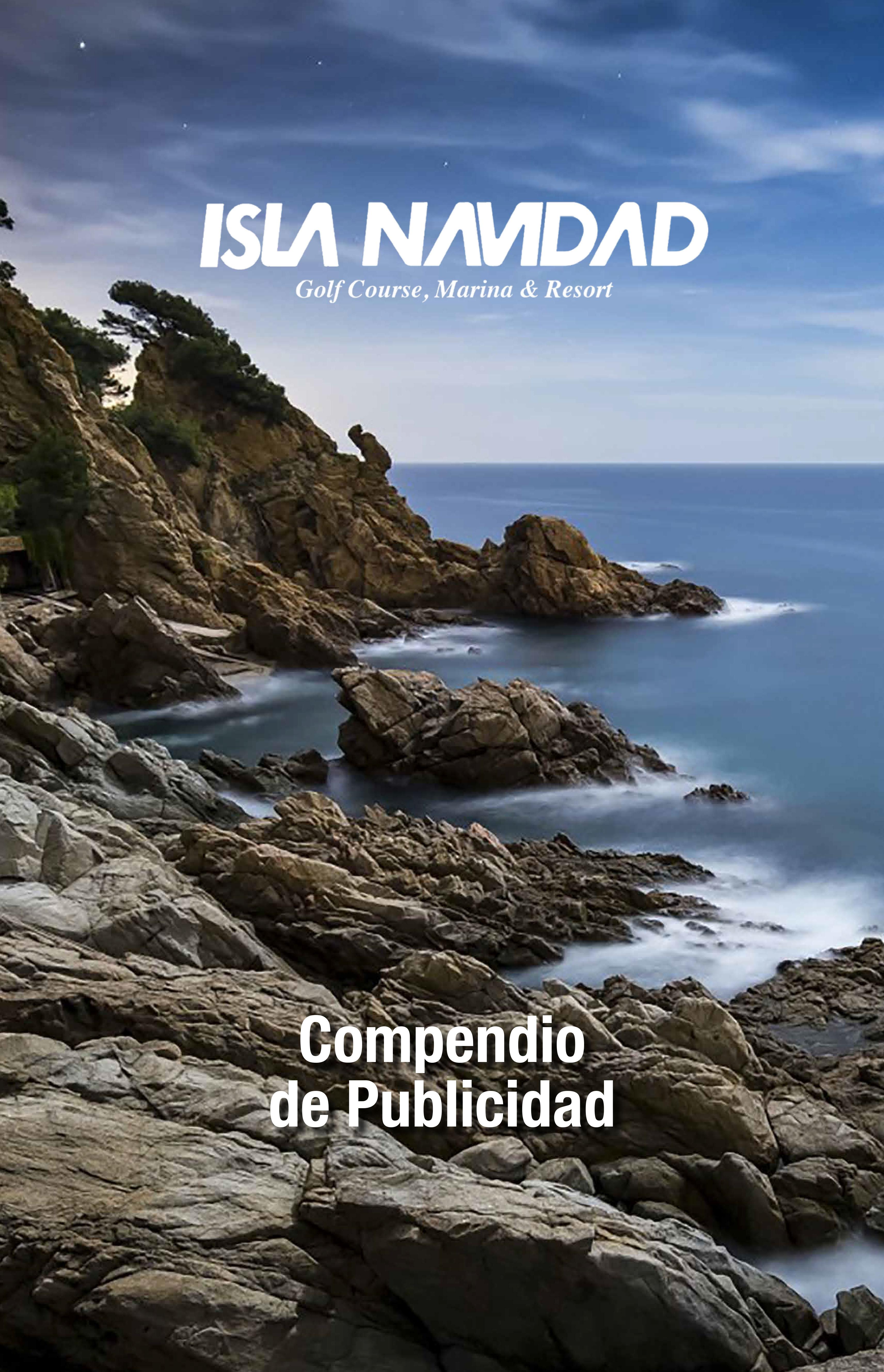 COMPENDIO PUBLICIDAD ISLA NAVIDAD