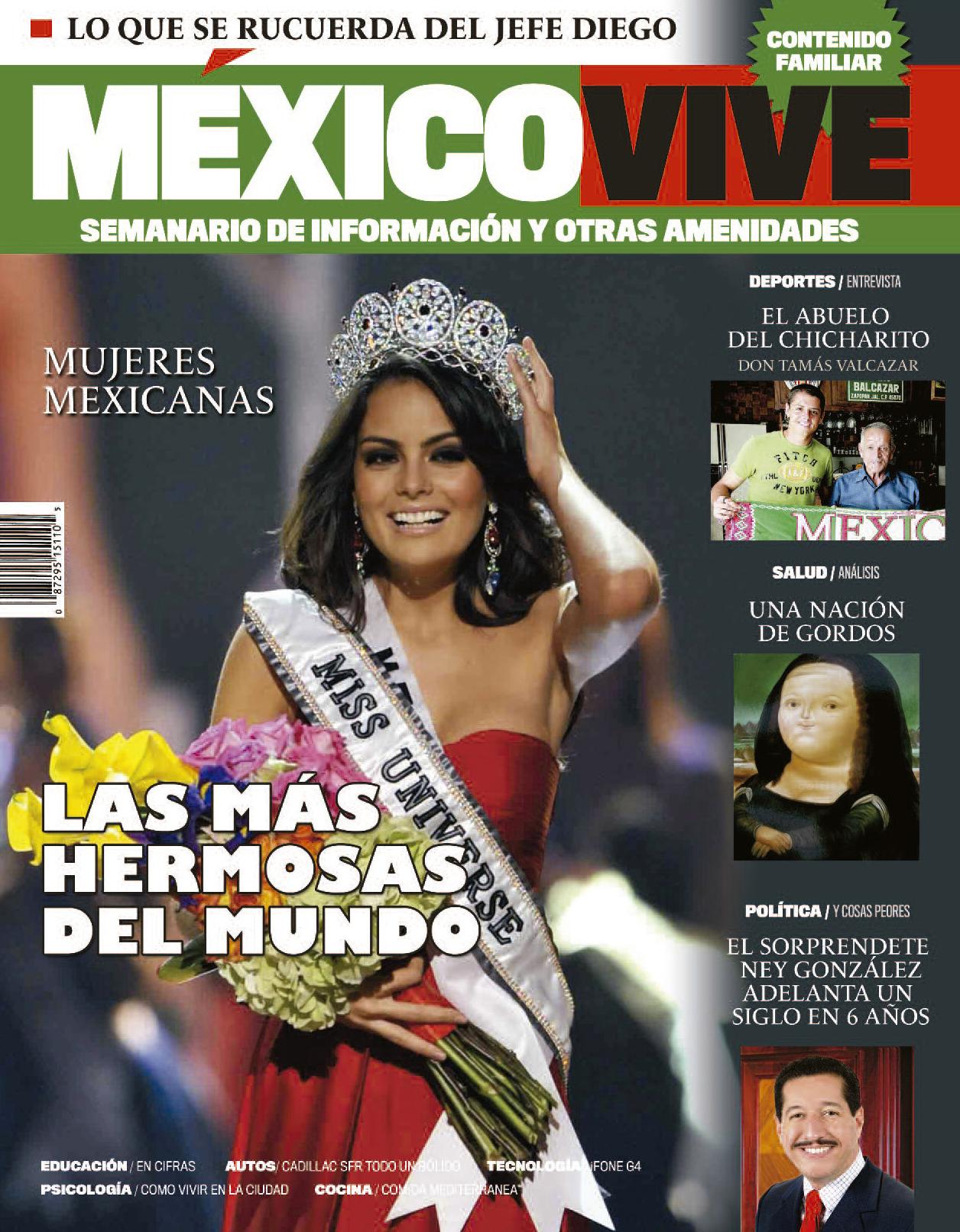 REVISTA MEXICO VIVE