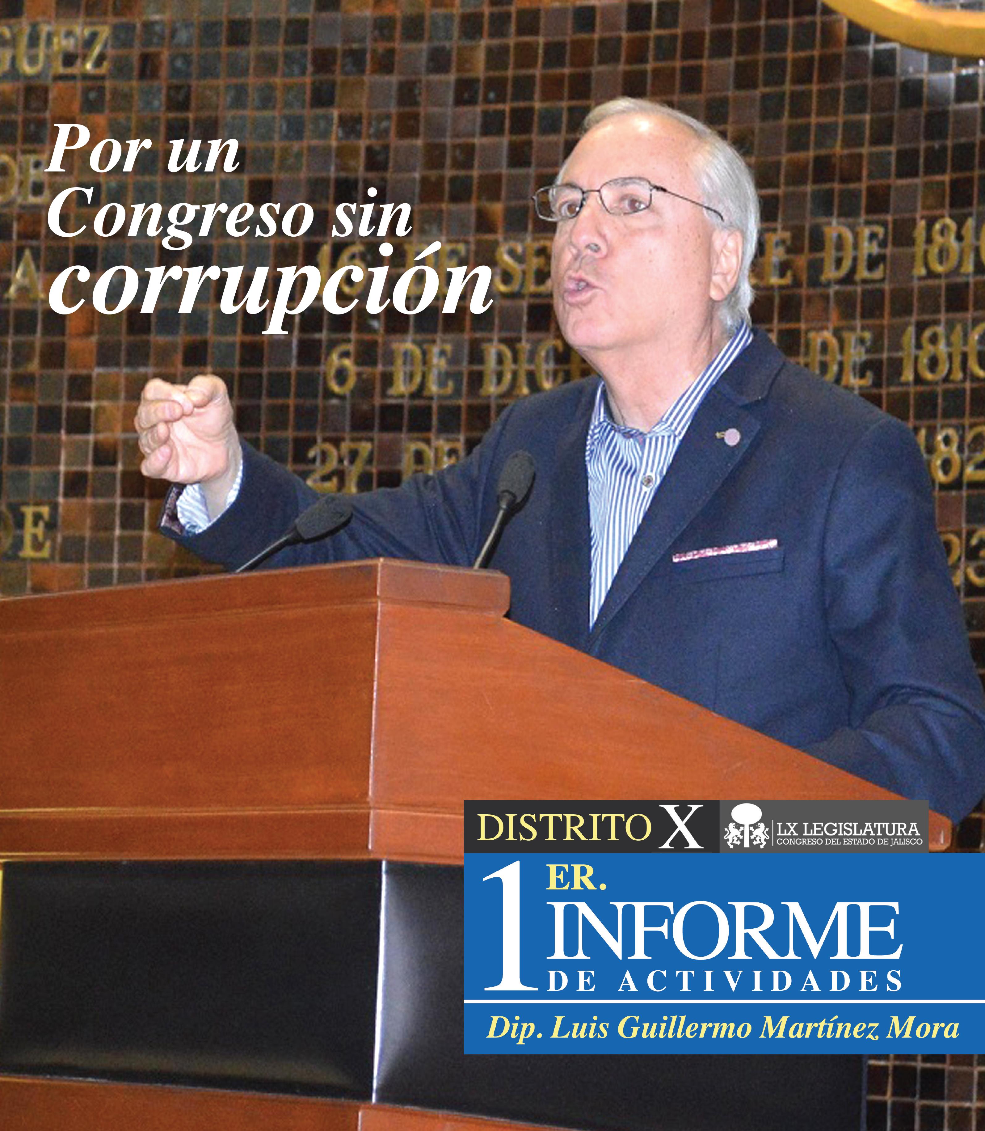 INFORME ANUAL GUILLERMO MARTINEZ MORA