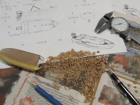 Whittling and Modern Model Making