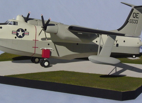 P5M-1 Marlin Conversion for the 1/72nd Scale Hasegawa SP-5B Marlin