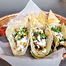 Chicken Lime Tacos