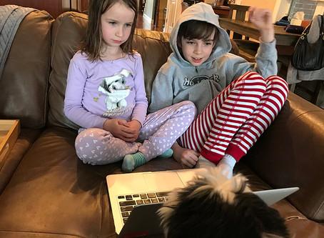 Virtual Mothering