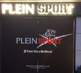 Winkel PChooftstraat plein sport