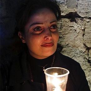 Bab Tuma Candlelight Vigil