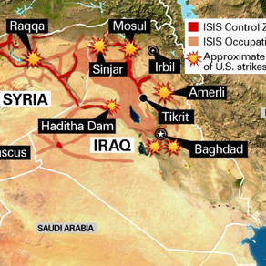 Airstrikes Against ISIS - A new paradigm or a footnote to an existing one?