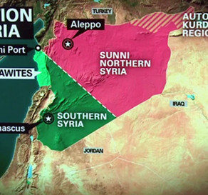 The Partition of Syria - An inevitable part of a future solution?