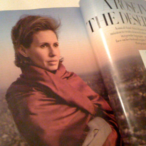 The Only Remaining Online Copy of Vogue's Asma al-Assad Profile