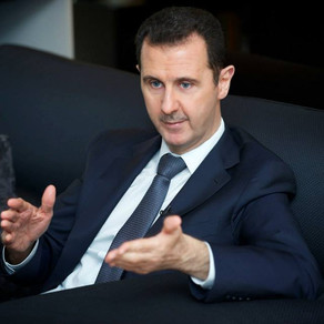WSJ Interview With Syrian President Bashar al-Assad