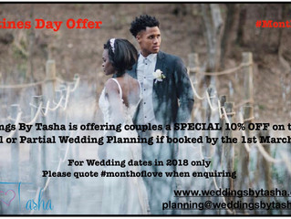 Special Valentines Promotion