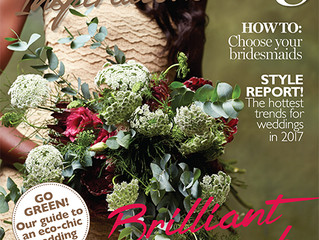 Styled Shoot for Wedding Inspirations Magazine