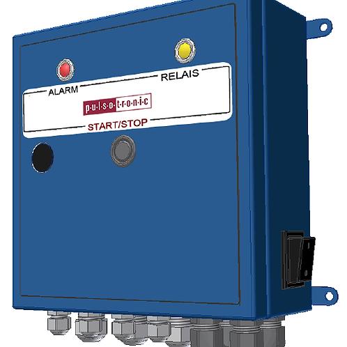 Metāl meklētāja Pulsotronic MESEP AR/RE/SP vadības bloks (10 kanāliem)