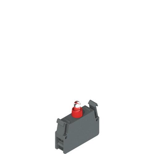 LED turētājs Pizzato E2 LP1A3V1